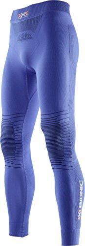 X-Bionic Herren Man Energizer MK2 UW Long Leggings, Denim/Blue, S/M Long Blue Denim