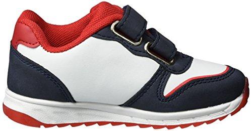 Cars - Ca003220, Pantofole Bambino Blau (Navy/White 639)