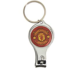 Techpro Premium Quality Bottle Opener Keychain With Manchester Nailcutter Design