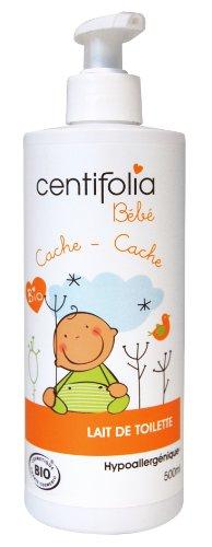 Centifolia - Gamme Bébé Hypoallergénique - Lait de Toilette
