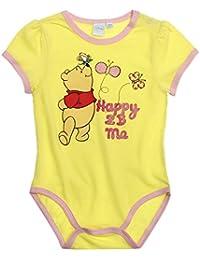 Winnie l'Ourson Babies Body - jaune