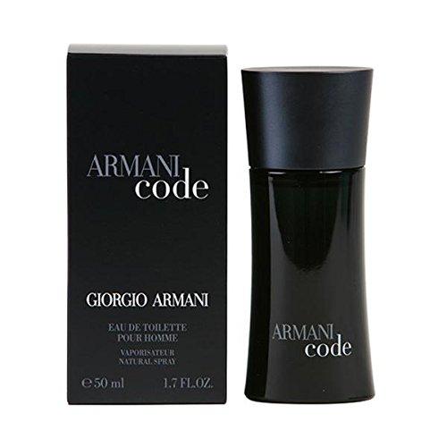 Code uomo di Giorgio Armani - Eau De Toilette - Spray 50 ml.