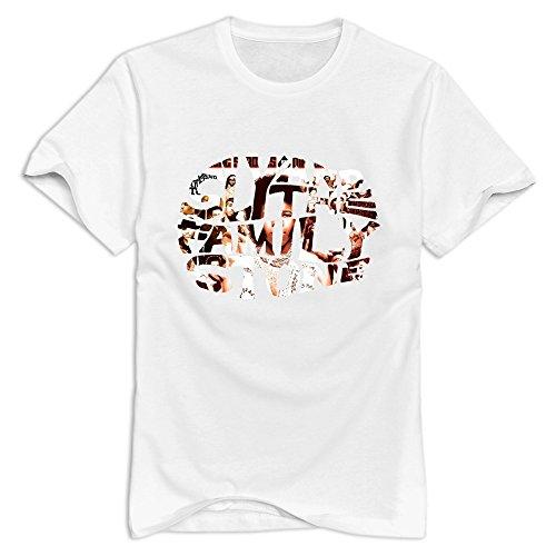 KST Herren T-Shirt Gr. XL, Weiß - Weiß