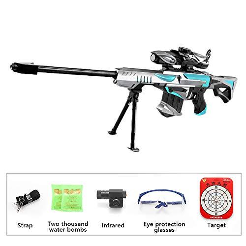 Fernando S.L Arma Wasserkugel Airsoft-Barrett Rifle von Francotirador Spielzeugmodell Replik Armas für Kinder Erwachsene E