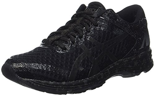 ASICS Gel-Noosa Tri 11, Chaussures de Running Femme, Multicolore Black/Charcoal, 37.5 EU