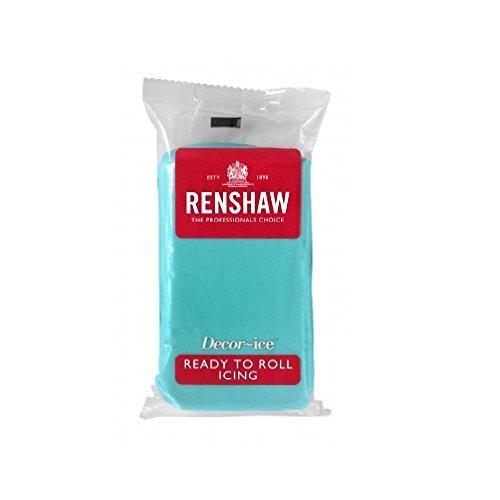 Pâte à sucre Jade 250g Renshaw Régalice