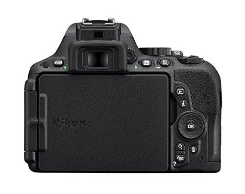 Nikon-Fotocamera-Reflex-Digitale-242-Megapixel-LCD-Touchscreen-Regolabile-Wi-Fi-Incorporato-SD-8GB-200x-Premium-Lexar
