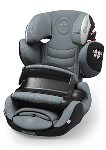 Kiddy Kinderautositz Guardianfix 3 Steel Grey