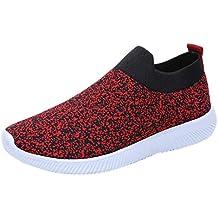 Zapatillas Deportivo para Mujer Primavera Verano 2019 PAOLIAN Zapatos Running Aire Libre Exterior Escolares Señora Casual