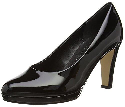 Gabor  Splendid,  Damen Pumps , Schwarz - Black (Black Patent Ht) - Größe: EU 35.5 (UK 3)