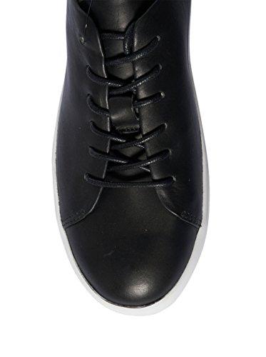 Tiger of Sweden Damen Ledersneaker Yvonne in Schwarz 050 black