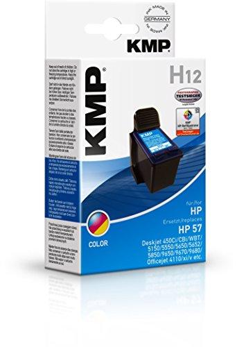 KMP Printtechnik AG H12 Ink Cartridge Color compat, 0995,4570 - Tec-druckkopf