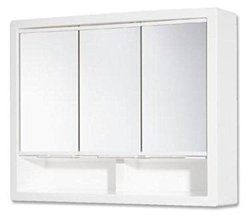 #Spiegelschrank Ergo 62cm weiß, 188413100-0110#