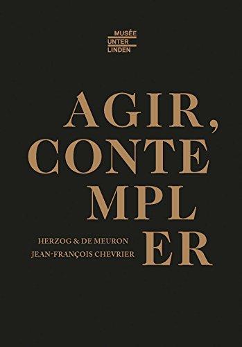 Herzog et De Meuron : agir et contempler