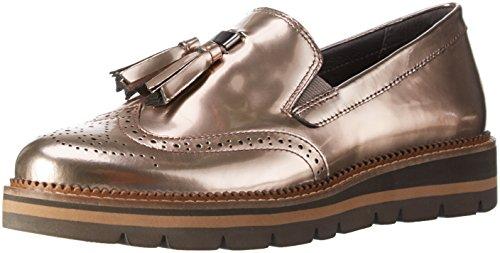 Gabor Shoes Comfort Sport, Mocassini Donna Beige (dark-nude 14)