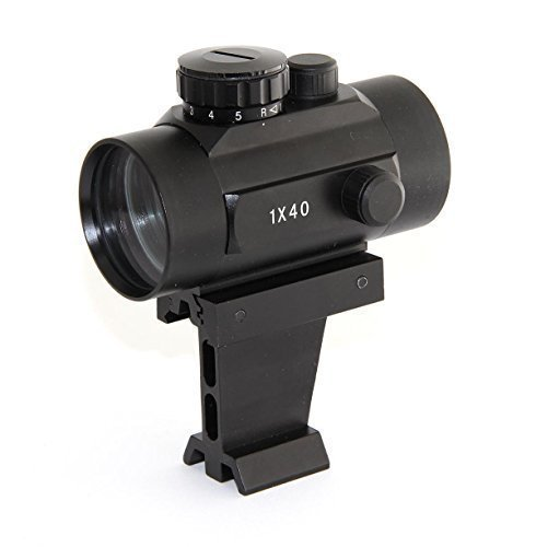 TS-Optics 40mm LED Leuchtpunktsucher SkyFinder V - R/G mit Schnellwechselbasis, SkyFinderV