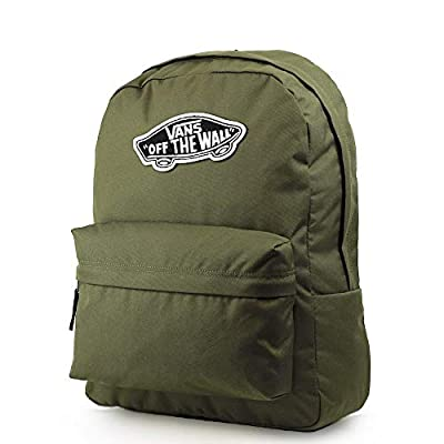 Vans Realm Backpack Casual Daypack, 42 cm, 22 L, Grape Leaf - fashion-backpacks