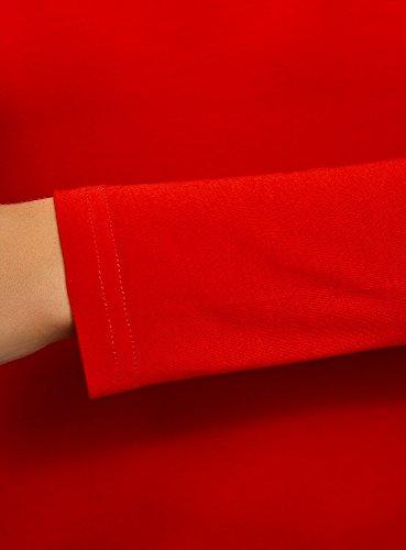 oodji Ultra Donna Maglione Dolcevita Basic (Pacco di 2) Multicolore (19MKN)