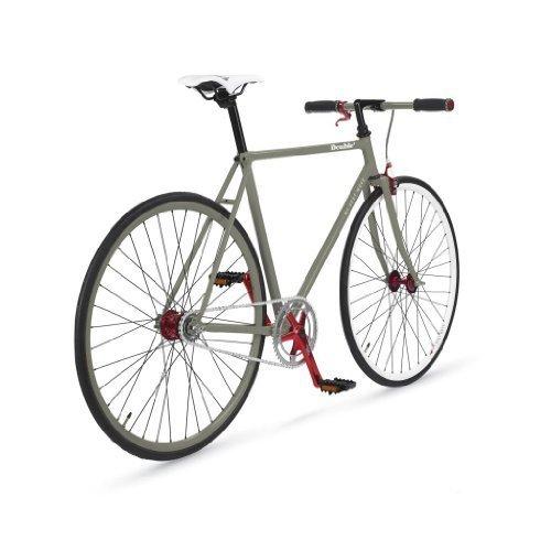 MBM BICYCLE DOUBLE2 MINIMAL BIKE MAN 28 BICICLETA MUSGO