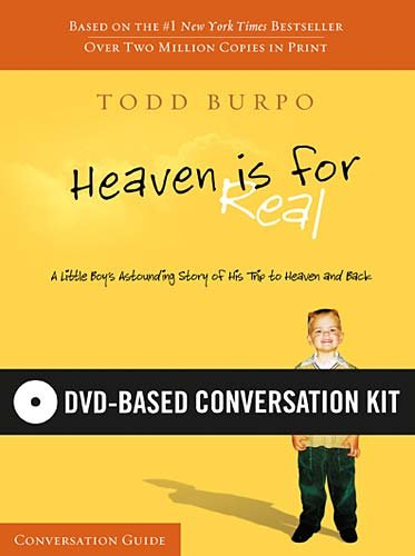 Heaven Is for Real DVD-Based Conversation Kit [With DVD] - Angeln Nebraska