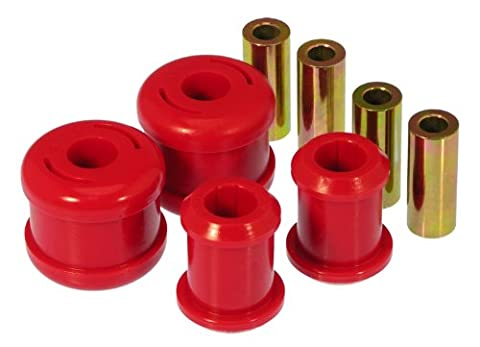 Prothane 8-215 Red Front Lower Control Arm Bushing Kit by Prothane