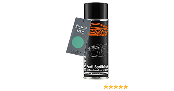 Tristarcolor Autolack Spraydose Für Porsche M5c Miamiblau Basislack Sprühdose 400ml Auto