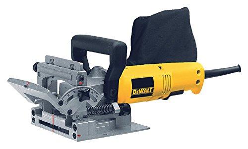 Preisvergleich Produktbild DeWalt DW682K Flachdübelfräse 600 Watt im Koffer