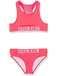 Calvin Klein G80g800017, Bañador para Niñas