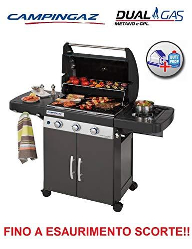 BBQ MANAGE SET Portaspezie supporto Portaspezie Scaffale /& COPERCHIO GRILL COTTURA CAMPEGGIO OUTDOOR
