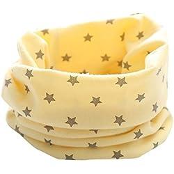 Cuello quita y pon amarillo para bebés