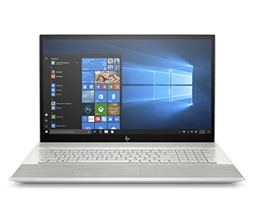 HP ENVY 17-ce0005nl notebook pc, i7-8565U, 16GB RAM, SATA 1TB & SSD 256GB, Nvidia GeForce MX250 (2GB), Display 17.3' FHD, Argento