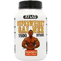 Nutrisport Atlas Super Weight Gainer Strawberry Powder 1.5Kg