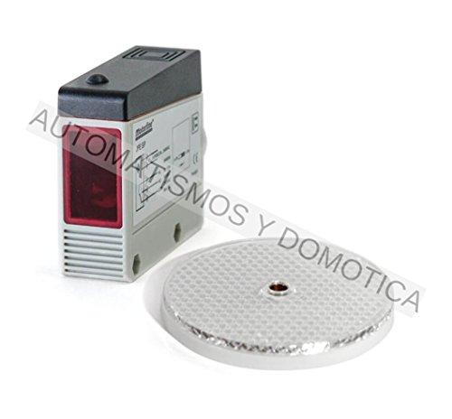 JFE-SP-fotoclula-infrarroja-exterior-reflexiva-de-la-fotoclula-de-Motorline-Professional-Universal-para-cualquier-tipo-de-puertas-de-garaje