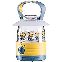 Varta 5 mm LED Minions Lantern Campingleuchte Orientierungslicht Nachtlampe Taschenlampe Stimmungslicht (geeignet für Camping und Kinderzimmer mit den Minions)