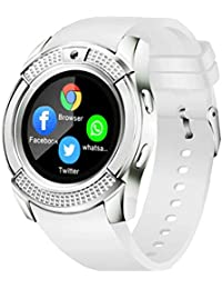 Time UP I-PRO Series Android/iOS Smart Watch-Cum-Phonewatch for Men & Women-SMRT-IPRO-VZ8-12