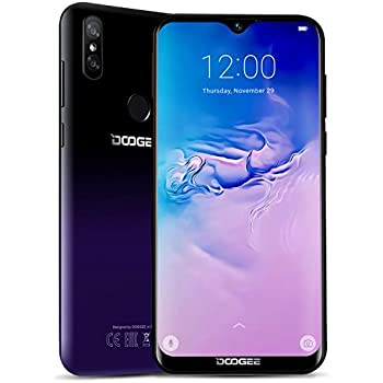 Teléfonos móviles 4G DUODUOGO J6 + Face ID 16GB ROM 2GB