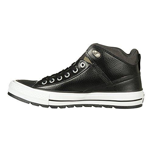 Converse Herren Schuhe/Sneaker Chuck Taylor All Star Schwarz 46 (Stiefel Star All Converse)