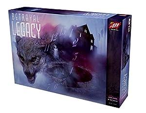 Avalon Hill C4595 Betrayal Legacy - Juego de Mesa Importado de Alemania