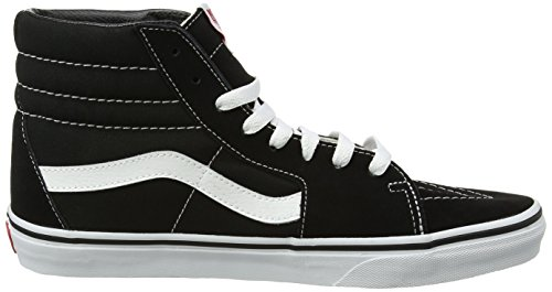 vans herren u sk8-hi high-top sneakerschwarz black 42.5 eu