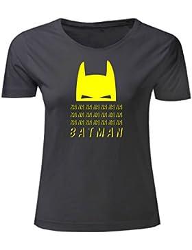 Art T-shirt, Maglietta Nanana Batman, Donna