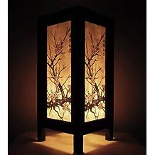 Lampe De Chevet Asiatique Luminaires Eclairage