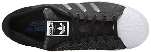 Adidas Originals Superstar Ctmx Scarpe, Borgogna collegiata / bianco / nero, 4,5 M Us Dark Solid Grey/White/Black