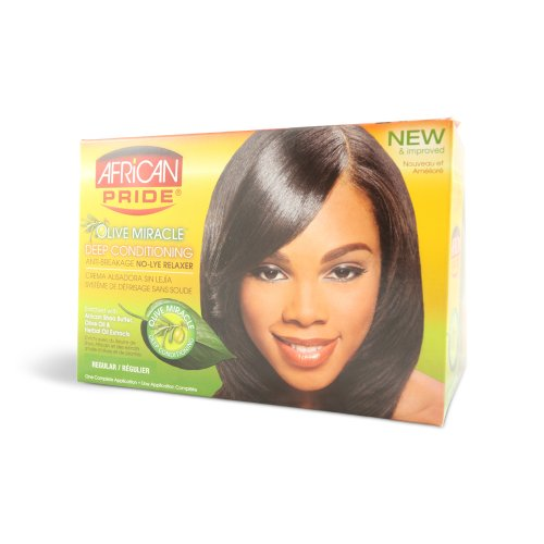african-pride-olive-miracle-no-lye-relaxer-regular-kit