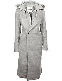 Khujo Mimas Wihe Hood 1679CO163N /Grey Mantel /Jacke