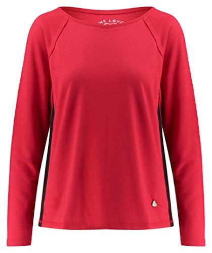 We Love XOX Damen Sweatshirt rot (74) 34