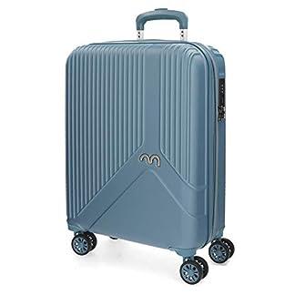 Maleta de cabina rígida 55cm Movom Trendy Azul