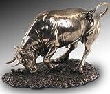 Figur Spanischer Stier, Harz, 22 cm