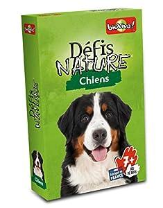 Défis Nature-282659-Cartas de Perros-Color Verde español no garantizado