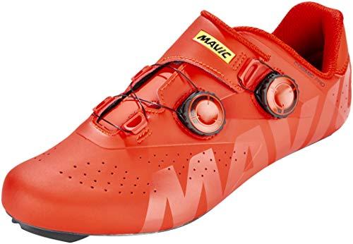 Mavic Cosmic Pro - Zapatillas - Rojo Talla del Calzado UK 9,5 | EU 44 2019