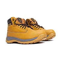 Gladiator safety shoes/safety boots 0132 Honey, Steel toe & steel midsole, CE Certificate (40)